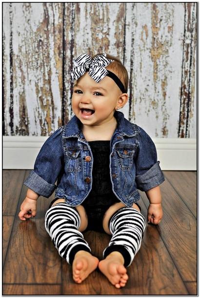 Infant Jean Jacket Girl