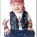 Infant Leather Jacket Costume
