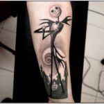 Jack Skellington Tattoo
