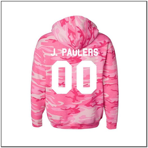 Jake Paul Jacket Pink