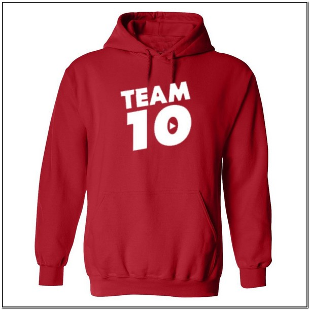Jake Paul Merch Jacket Team 10