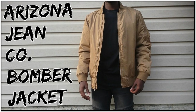 Jcpenney Arizona Bomber Jacket