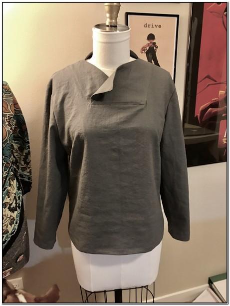 Jyn Erso Jacket Pattern