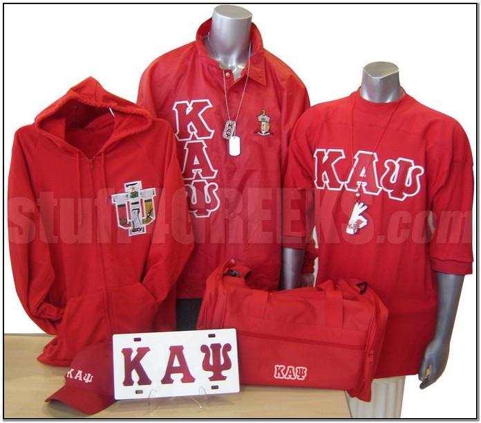 Kappa Alpha Psi Jackets Clothing