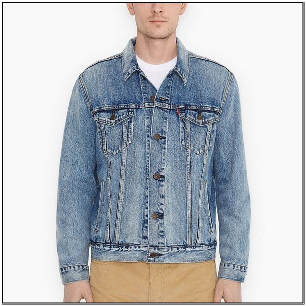Kohls Jean Jacket