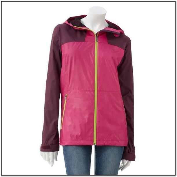 Kohls Ladies Rain Jackets