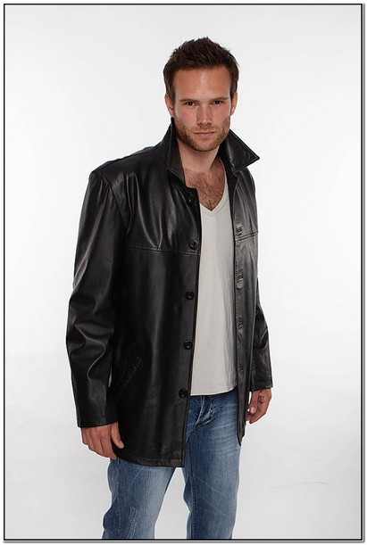 Kohls Mens Leather Jackets