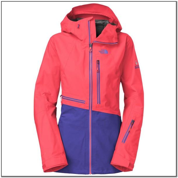 Ladies North Face Ski Jacket