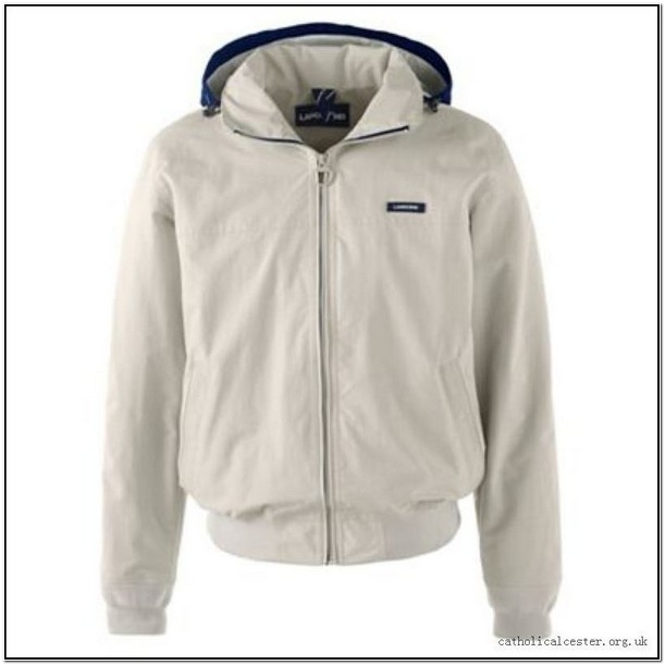 Lands End Mens Lightweight Jackets