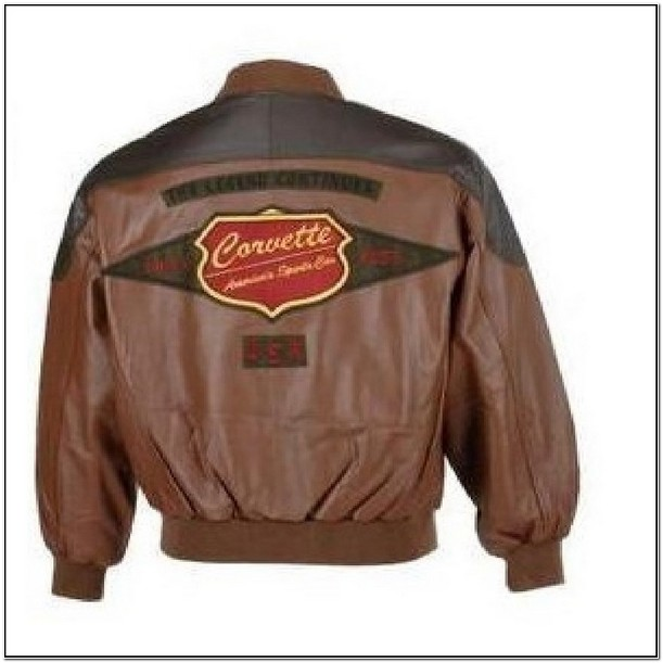 Leather Corvette Jackets