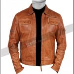 Leather Jacket Store Mens