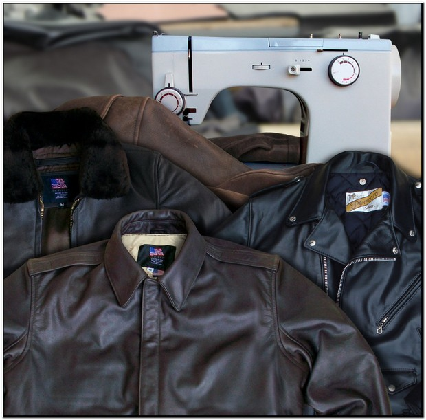 Leather Jacket Zipper Repair Near Me