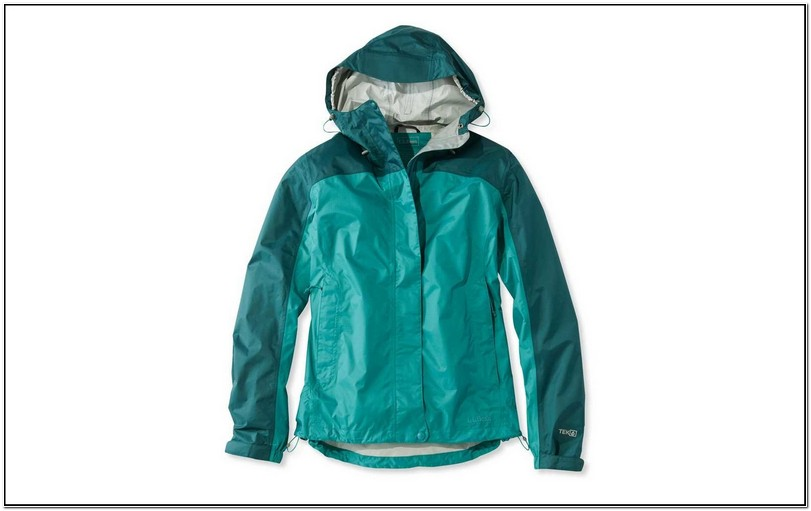 Lightweight Breathable Rain Jacket Womens