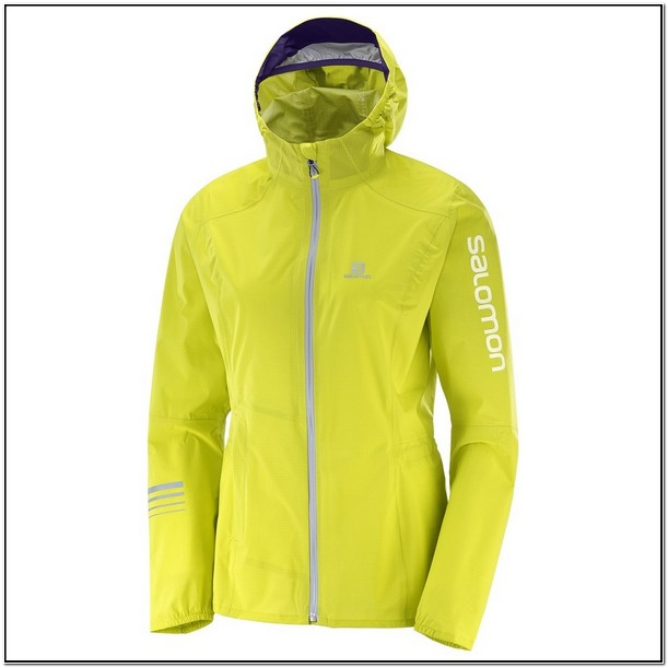 Lightweight Waterproof Running Jacket Womens