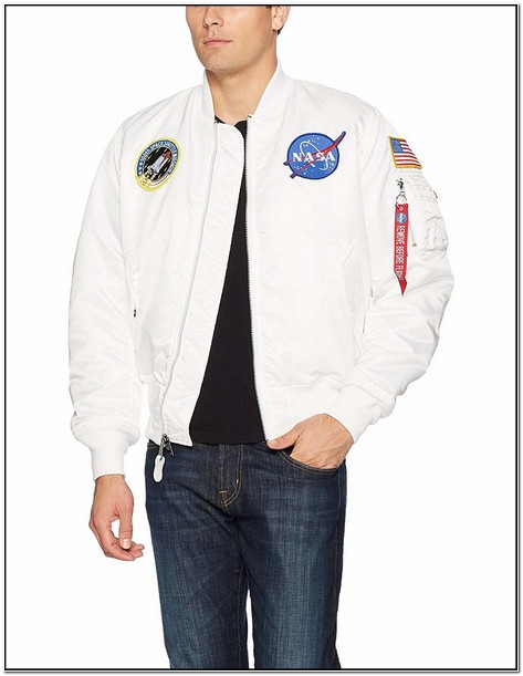 Logic Nasa Jacket Amazon