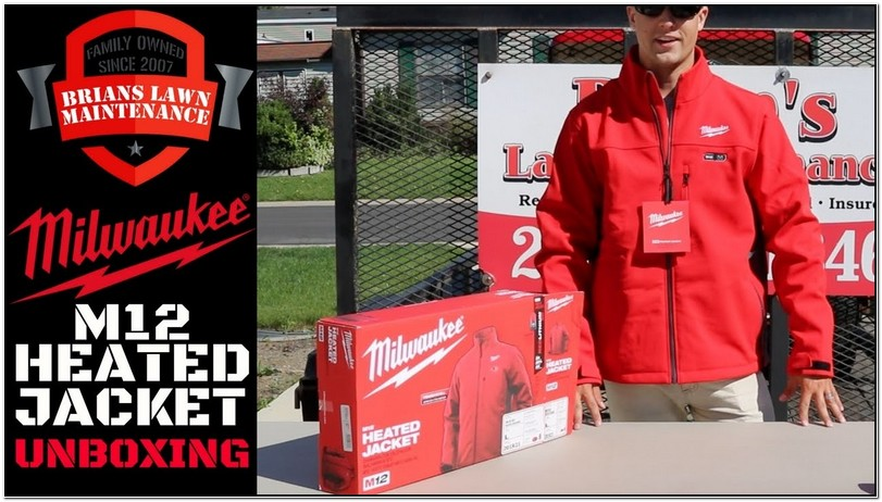 M12 Heated Jacket By Milwaukee Tool Company