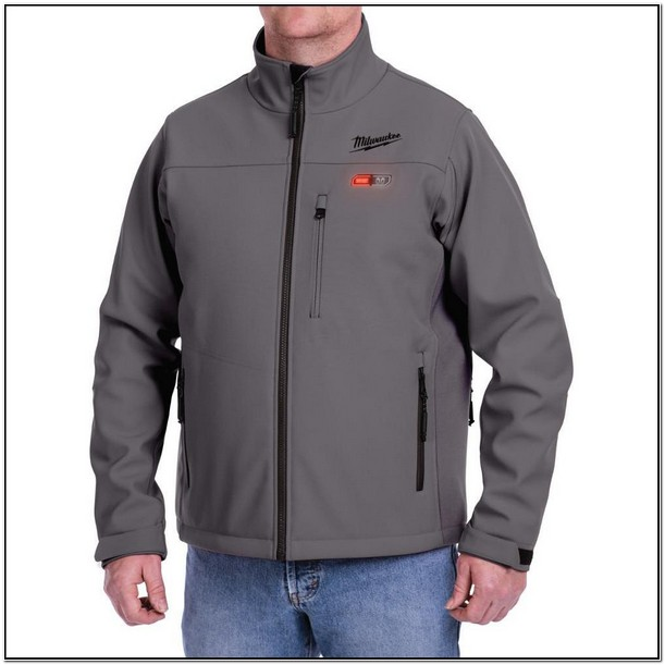 M12 Heated Jacket Home Depot