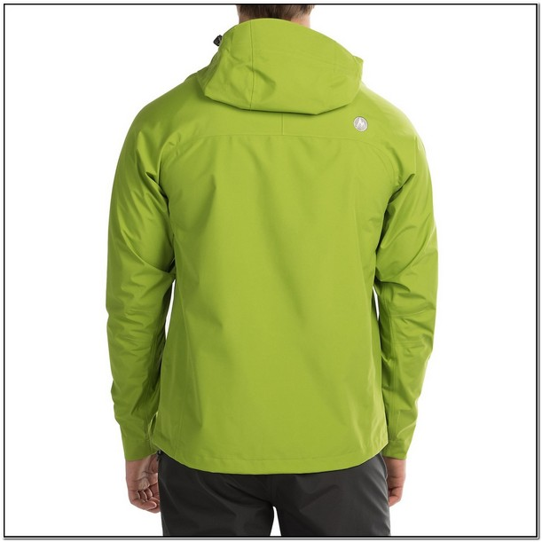 Marmot Gore Tex Rain Jacket Mens