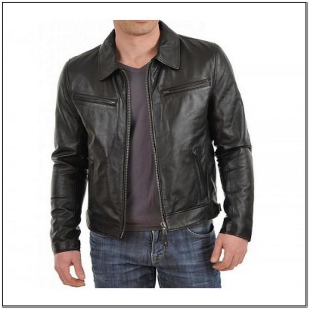 Maroon Leather Jacket Mens Pakistan