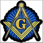 Masonic Jacket Patches