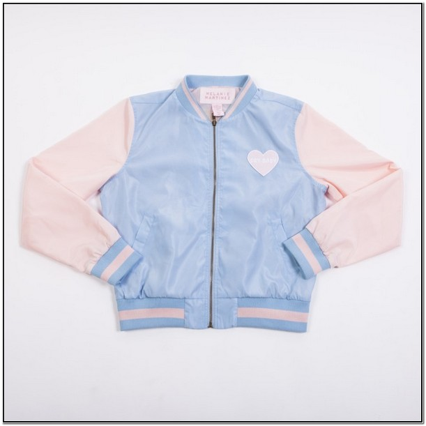 Melanie Martinez Varsity Jacket
