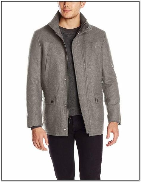 Mens Barn Jacket Wool