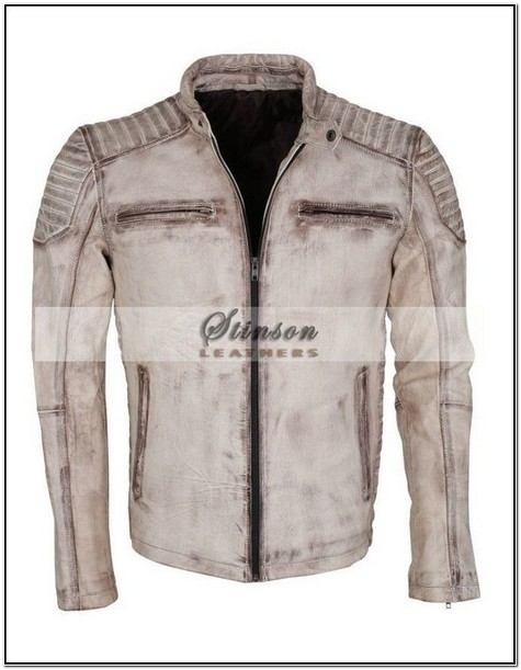 Mens Designer Leather Jackets On Sale