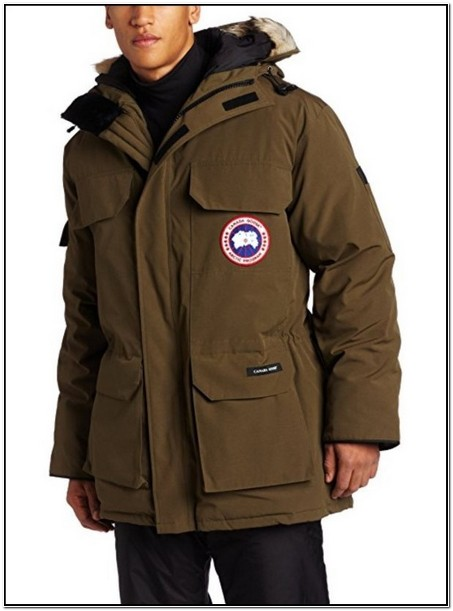 Mens Extreme Cold Weather Jackets