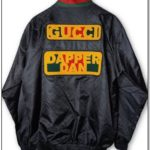 Mens Gucci Leather Jacket Ebay