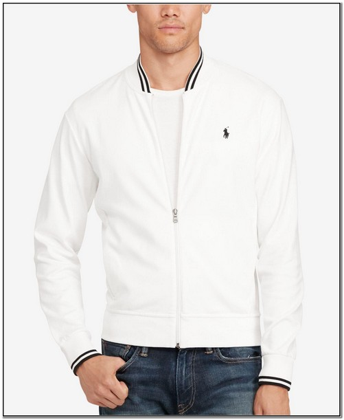 Mens Polo Jackets Macys