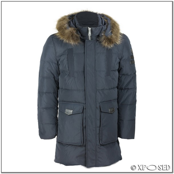 Mens Puffer Jacket With Fur Hood Uk