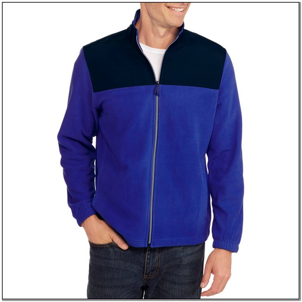 Mens Starter Fleece Jackets