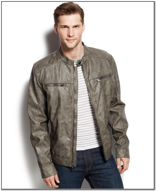 Michael Kors Leather Jacket Mens Uk