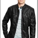 Michael Kors Leather Jackets Mens