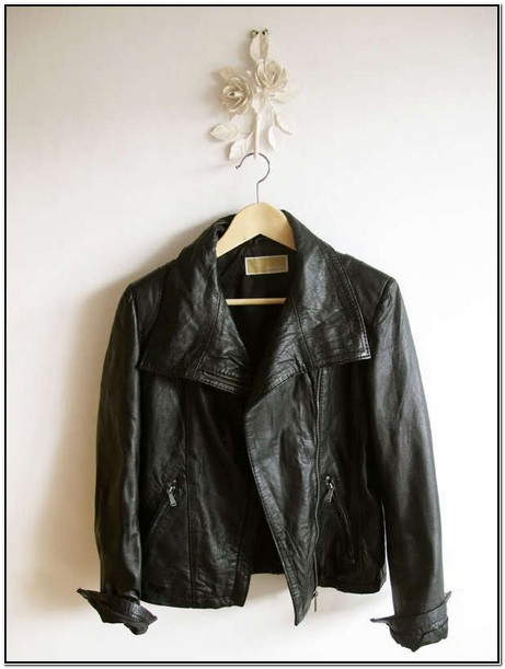 Michael Kors Mens Leather Jacket Tk Maxx