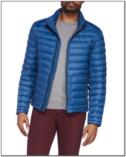 Michael Kors Mens Packable Down Jacket Uk