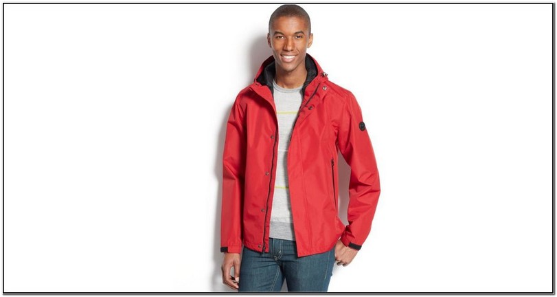 Michael Kors Rain Jacket Mens