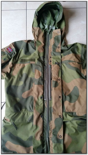 Military Gore Tex Jacket And Pants