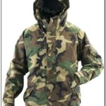 Military Gore Tex Jacket Woodland