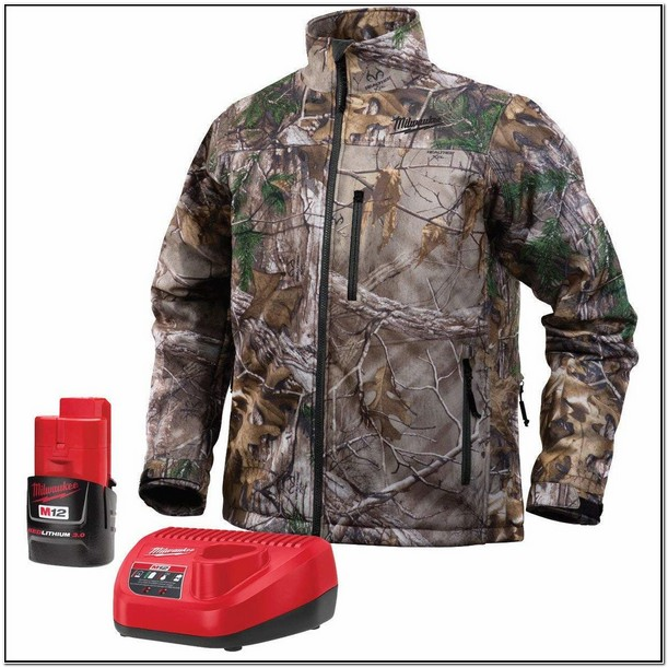 Milwaukee Camo Heated Jacket Amazon