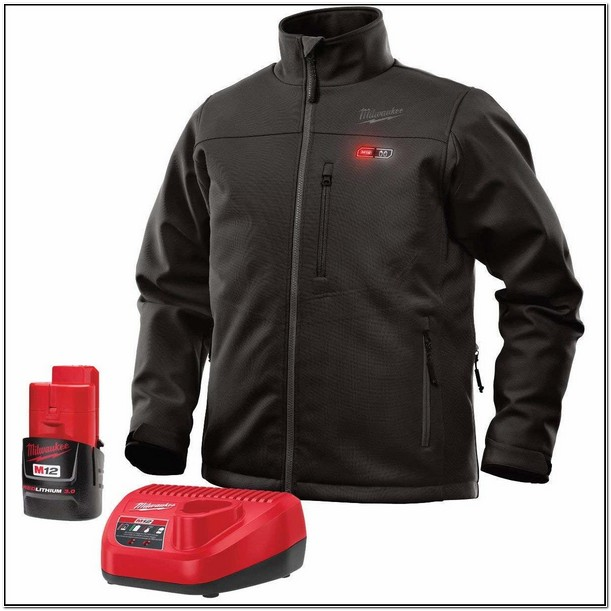Milwaukee Heated Jacket Battery Upgrade
