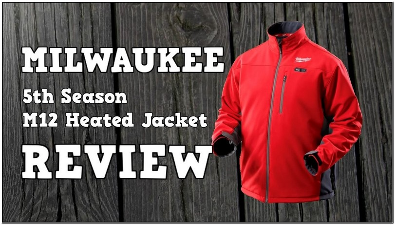 Milwaukee Heated Jacket Size Review