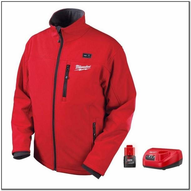 Milwaukee Heated Jacket Womens Red