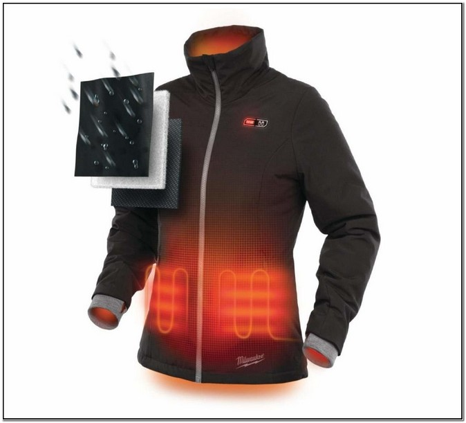 Milwaukee M12 Womens Heated Jacket