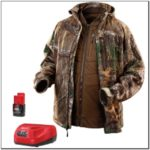 Milwaukee Tool Heated Jacket Camo