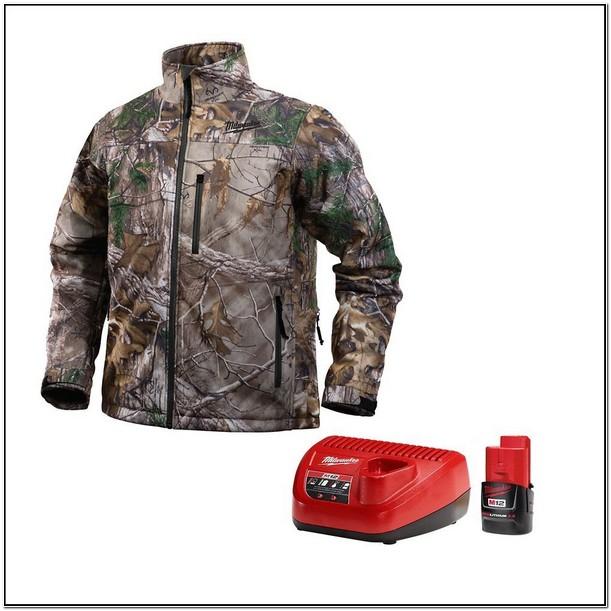 Milwaukee Tool Heated Jacket Kit
