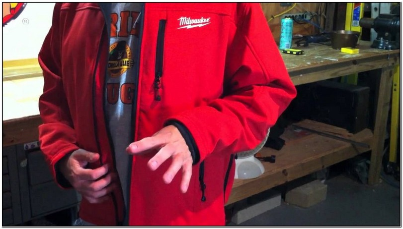 Milwaukee Tool Womens Heated Jacket