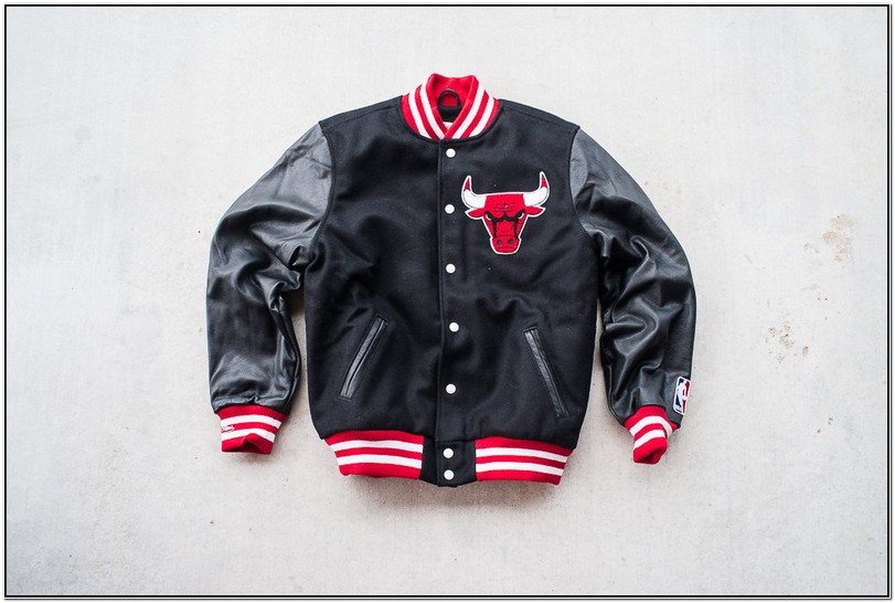 Mitchell And Ness Jackets