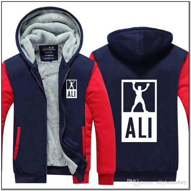 Mma Winter Jackets