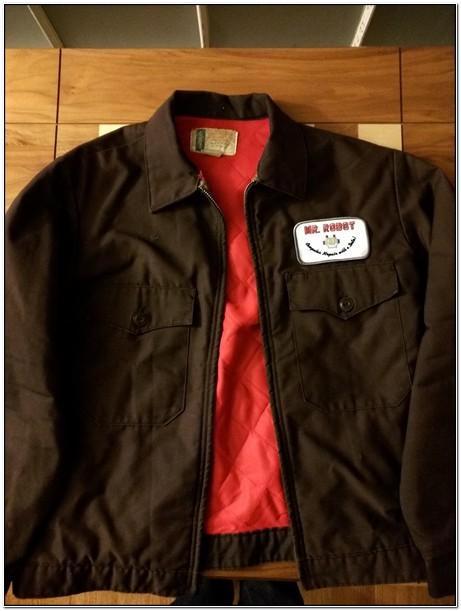 Mr Robot Jacket Brand